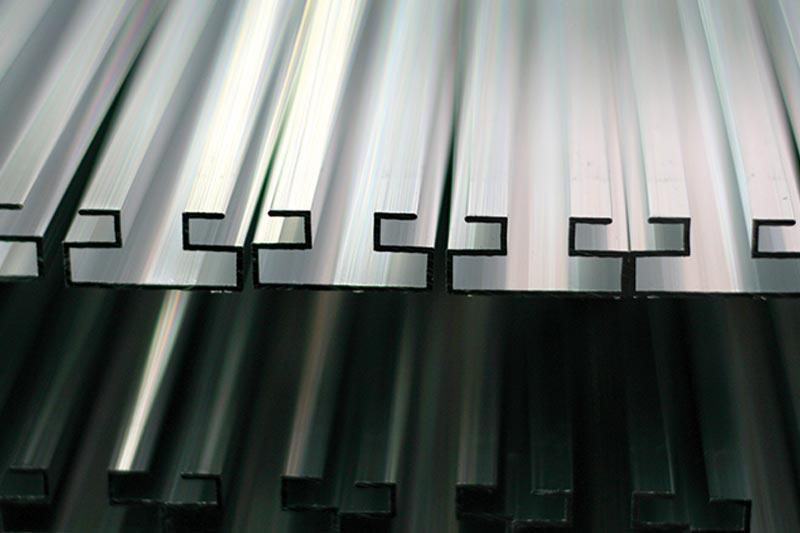 Profilsysteme Aluminium Stangenware Zeichnungsprofile