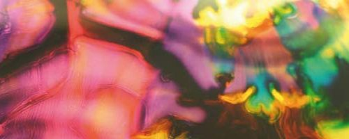 Antikspiegel Iris