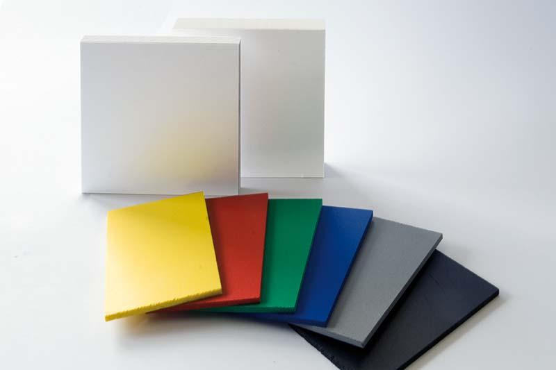 Frilight Geschäumte Tafeln Aus Hart PVC Kunststoff