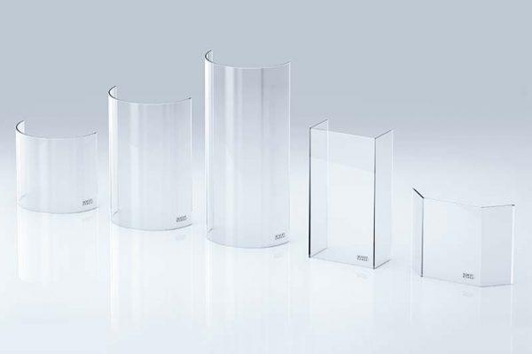 Robax Glaskeramik Verformt Hitzebestaendiges Glas Formen