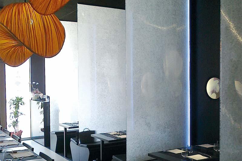 Trennwand Kunststoff Designplatten Air Board Platten