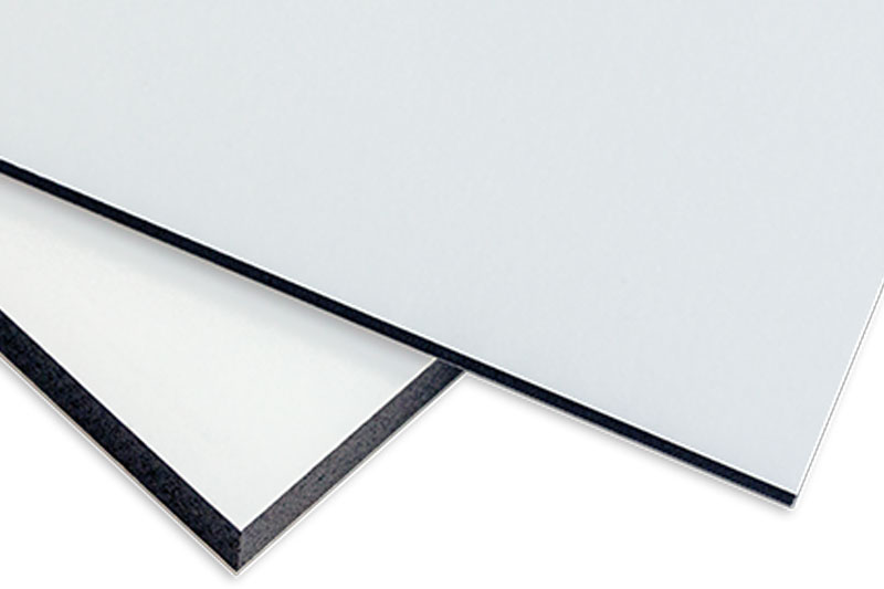 FriBoard Ko Extrudierte PVC Hartschaumplatte Werbetafel Bearbeitung
