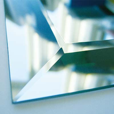 Kantenbearbeitung Glaskanten