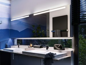 Beleuchtete Led Spiegel Fri-Line Style Badspiegel