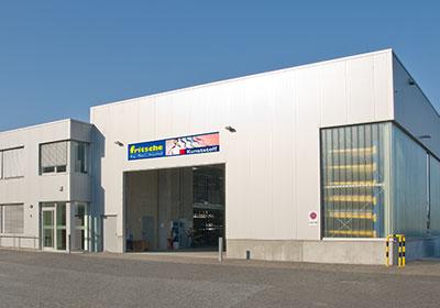 Job Lagermitarbeiter Fritsche Kunststoff Halle