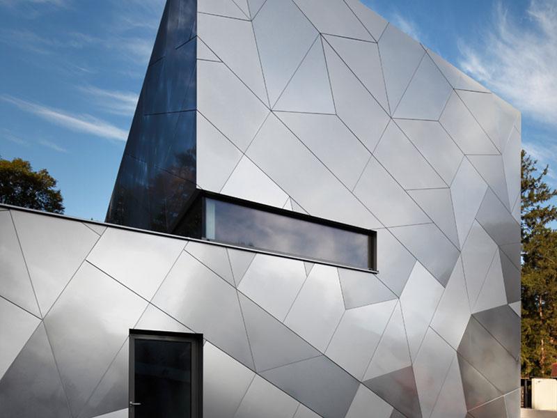 Aluminium Fassaden Design Brandschutz