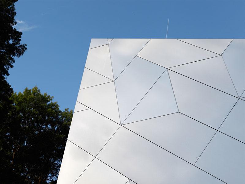 Fassaden Design Aluminium Fritsche
