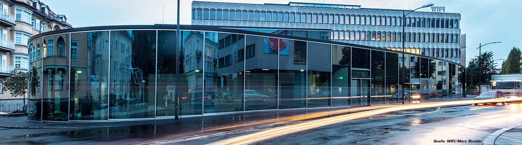 Slider Gebogene Glaeser Fassade Glasfassade Gebogen Wifi Salzburg Glasradius Esg Vsg Iso Fassade Gebogen