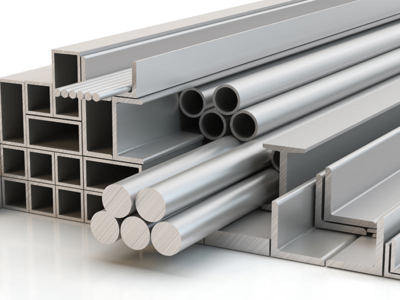Aluminiumprofile Stangenware Kaufen Preis Rundrohr Vierkantrohr Rohrstangen