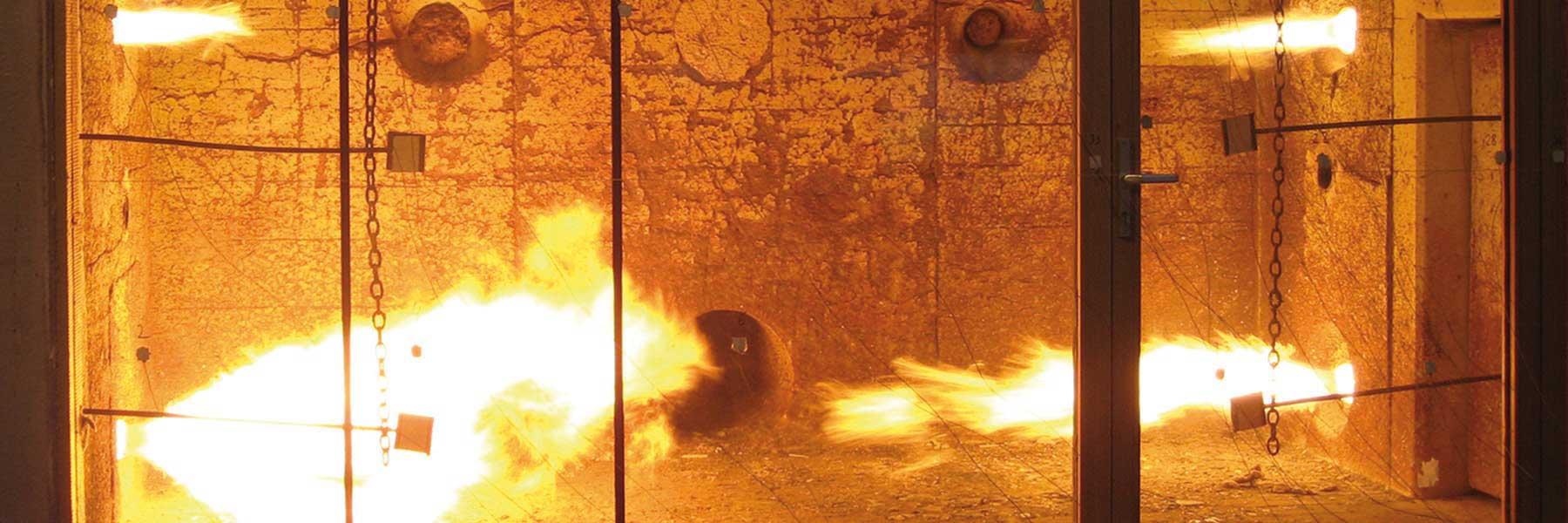 Brandschutzglas Kaufen Technische Daten Brandschutzprüfung Brandschutzportal Feuersicherheit Feuerschutzfenster Feuerschutztür
