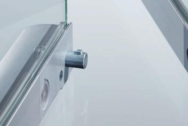 Slider E-Secura Elektroschloss Möbelbeschläge