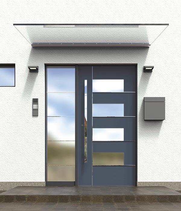 wandklemmleiste-vd1510-glasvordach-hauseingangsüberdachung-glasdach-glaseingang-glasüberhang-paulisohn