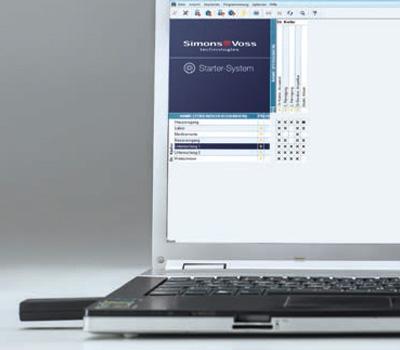 Software Einfaches Sperren Zugriffskontrolle E Secura Elektroschloss