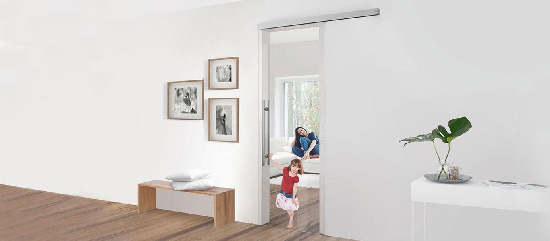 Dormakaba Muto Comfort M60 Schiebetür Ganzglasschieben Glasschiebetür Glasanlagen Dorma