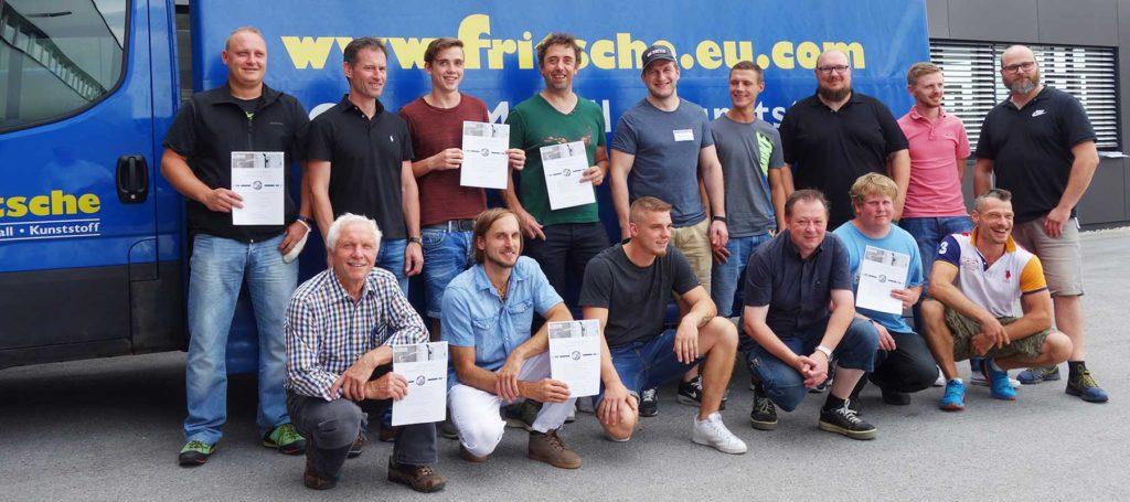 Duschen Workshop Akadamie Fortbildung Fritsche Salzburg Duschen Richtig Einbauen