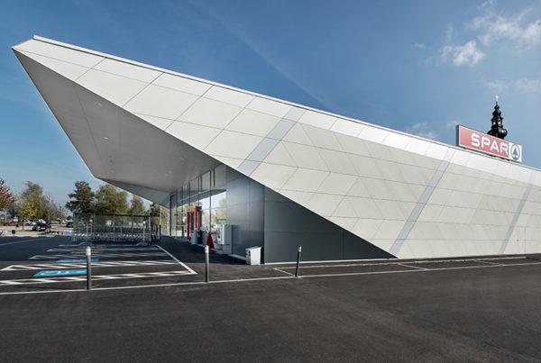 Fassadenplatten Etalbond Pe 428 Antracite Spar Gunskirchen Fassadensystem