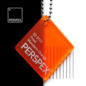S2 3T17 Perspex Frost