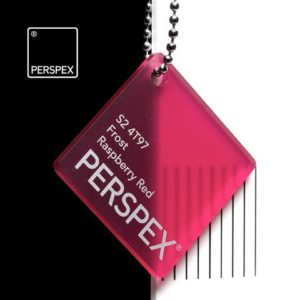 S2 4T97 Perspex Frost