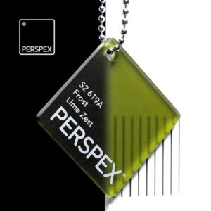 S2 6T9A Perspex Frost