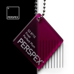 S2 8T15 Perspex Frost
