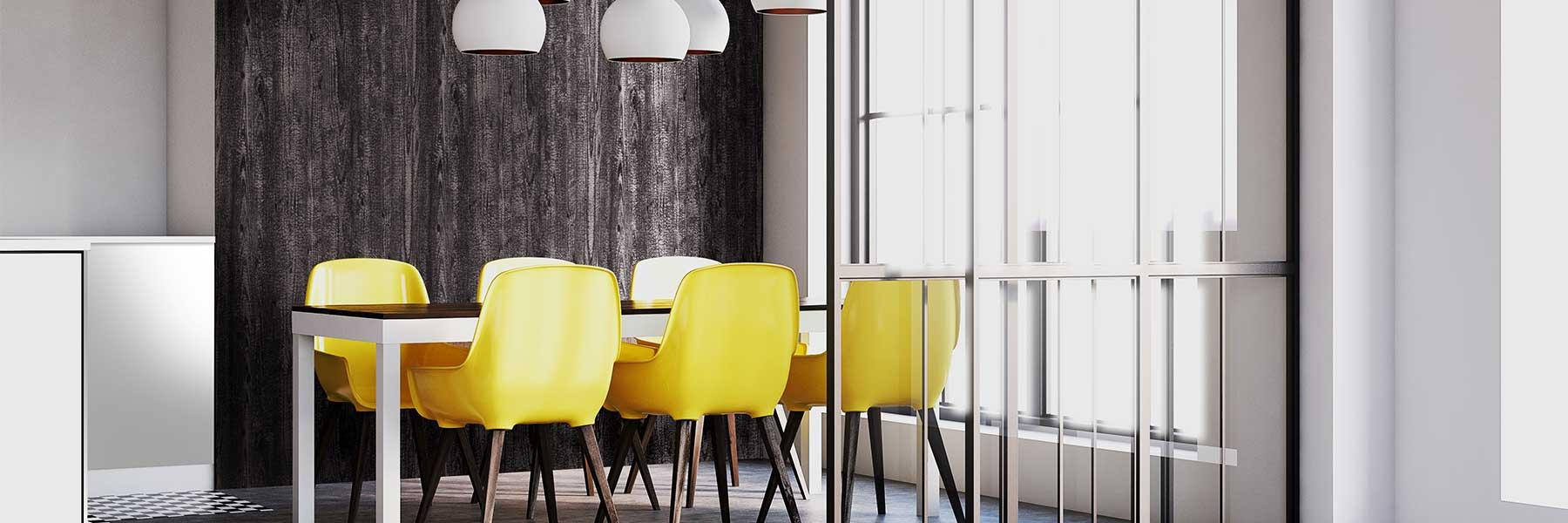 Holzdekor Kunststoffdesignplatten Holzoptik Möbelverkleidung Wandverkleidung WL Carbonized Wood Antigrav