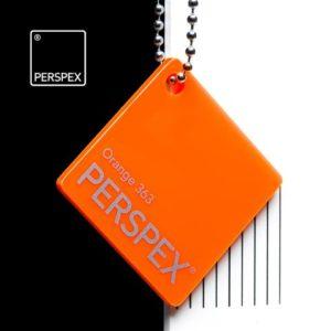 363 Perspex GS durchseinende farben