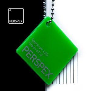 Perspex Spectrum LED Acrylplatten Lichtwerbung Kunststoff