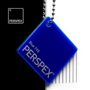 743 Perspex GS durchseinende farben