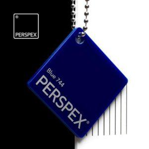 744 Perspex GS durchseinende farben