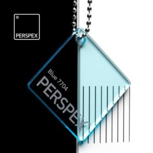 7704 Perspex transparente farben