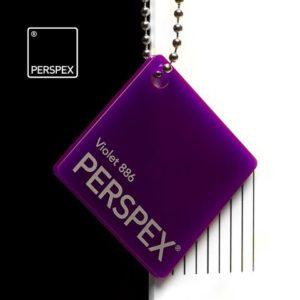 886 Perspex GS durchseinende farben