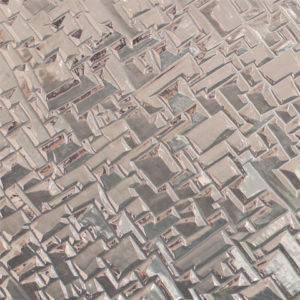 Abstrakt Strukturierte Vollplatten Kunstoff Acrylglas