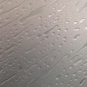 Aqua Strukturierte Vollplatten Kunstoff Acrylglas