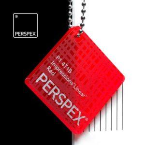 P1 4T1B Perspex Impressions Kunststoff Acrylplatten