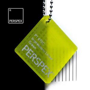 P1 6T5C Perspex Impressions Acrylplatten Kunststoff