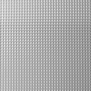 PRISMA Strukturierte Vollplatten Kunstoff Acrylglas