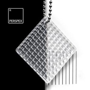 Perspex Pyramid Kunststoff Acrylglas
