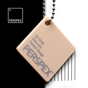 Perspex naturals Acrylplatten Kunststoff