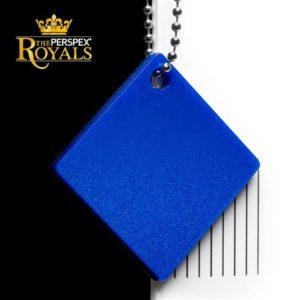 SK 7PY0 Queen Elizabeth Blue Perspex Kunststoff Acrylglas