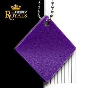 SK 8PY0 King George Purple Perspex Kunststoff Acrylglas
