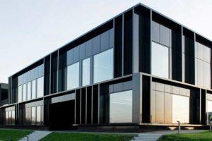 Etalbond Verbundplatte Fassade Mit Glas Preis