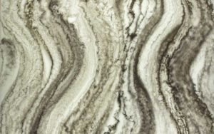 Friluxe Stone Kunststoff Designplatten Steinoptik Wave White Grey