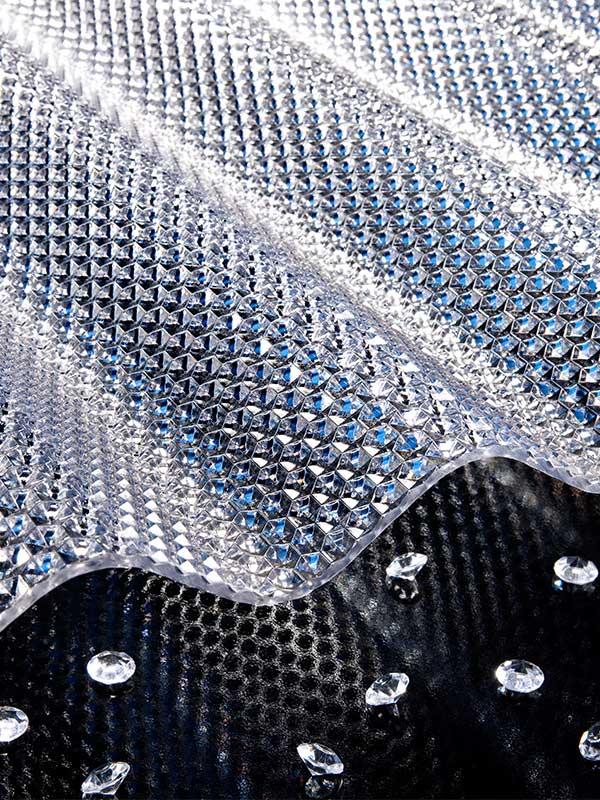 Wellplatten Fricarb Forte Polycarbonat Hagelsicher Robust Schlagfest Struktur
