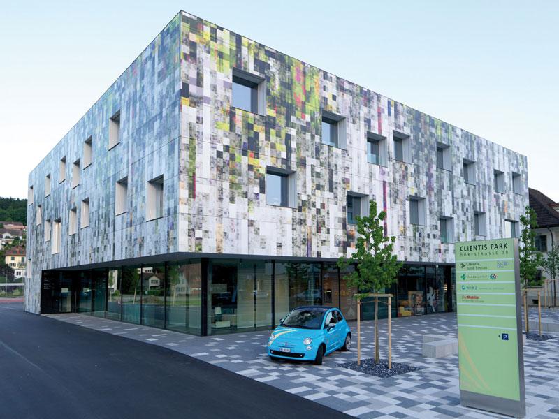 Fundermax Exterior Fassadenplatten Hinterlueftete Fassade