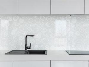 Küchenrückwand Obst Frilaser Glasgravur Moderne Glasgestaltung
