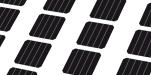 Detail Photovoltaik Glas Glas Halbbestueckt