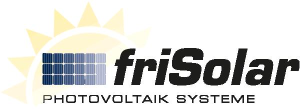 Logo FriSolar Photovoltaik Paneele
