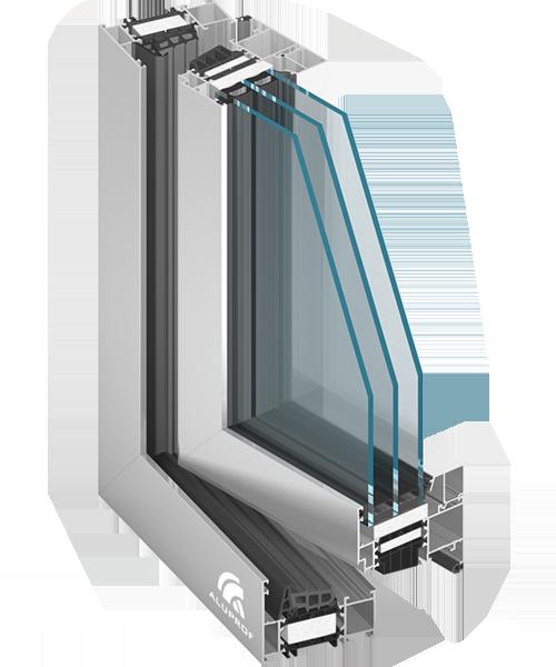 Schema Aluminium Fenster Aluminiumelemente Portalfenster Aluminiumtuer MB86