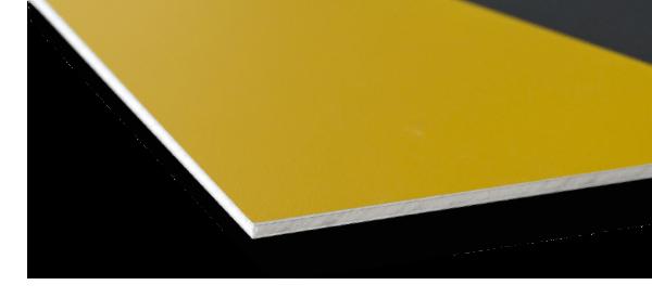Fribond Design Aluminium Verbundplatte EXTERIOR A2 Nicht Brennbar