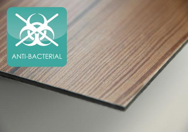 Oberflaeche Antibakteriell Fribond Design Interior Aluminium Verbundplatte
